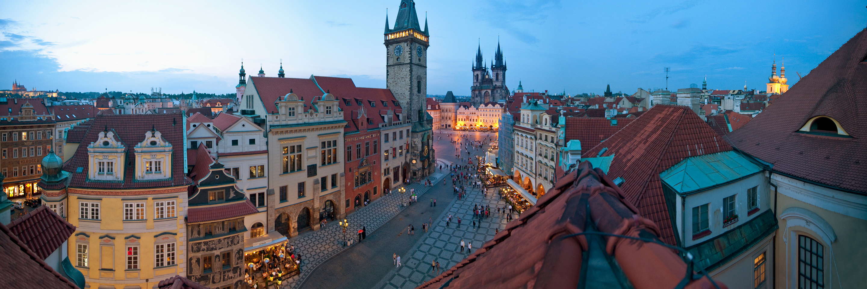 The Heart of Germany with 2 nights in Prague