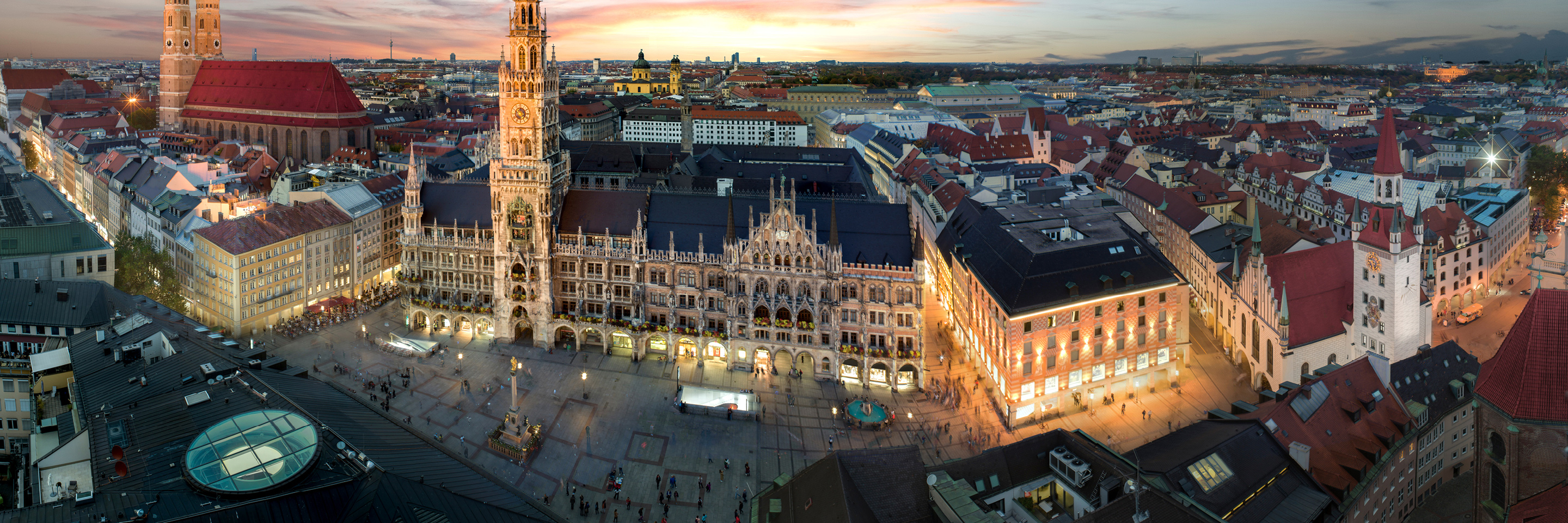Danube Symphony with 2 Nights in Munich (Eastbound)