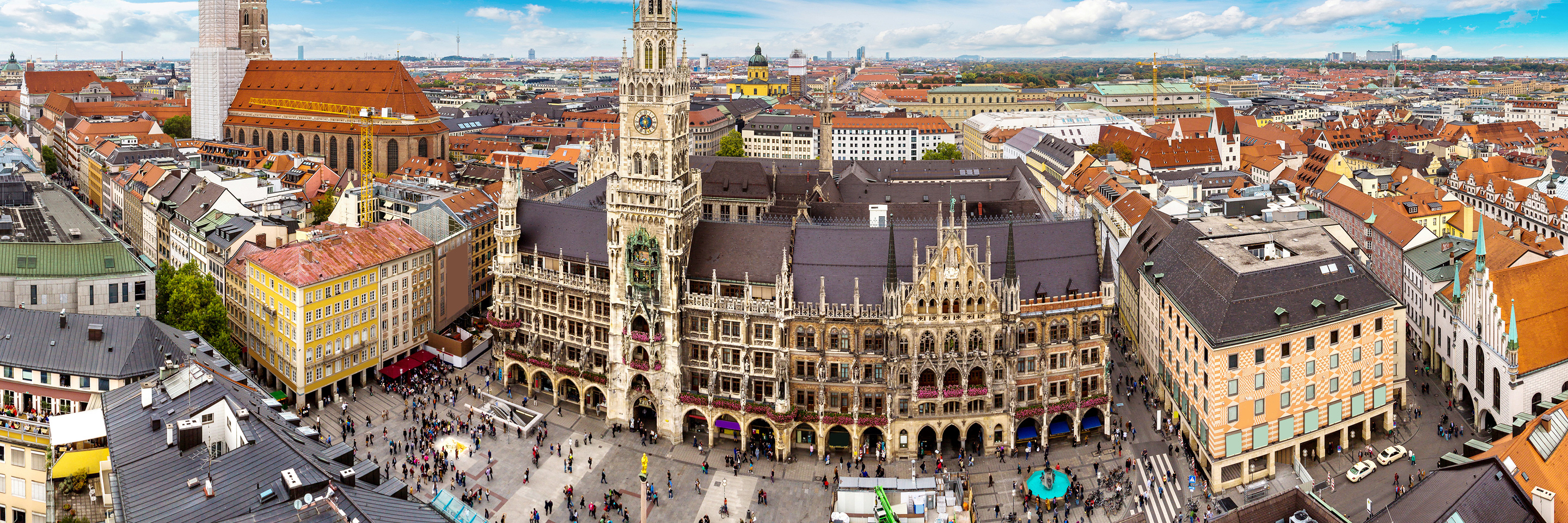 Danube Symphony with 2 nights in Munich & 1 night in Budapest