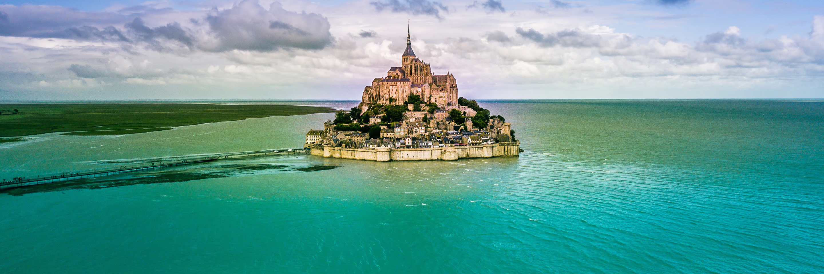 Reflections on the Seine with 1 Night in Mont St. Michel (Southbound)