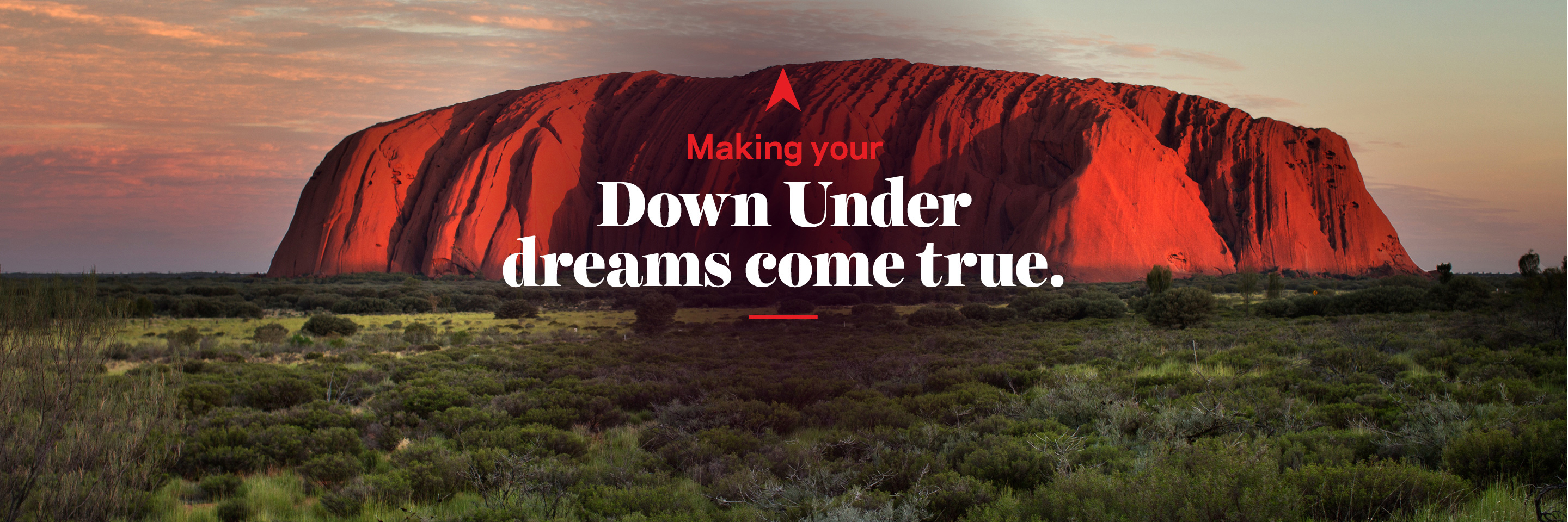 Making your Down Under dreams come true