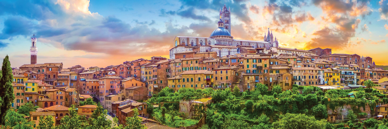 The Splendors of Italy