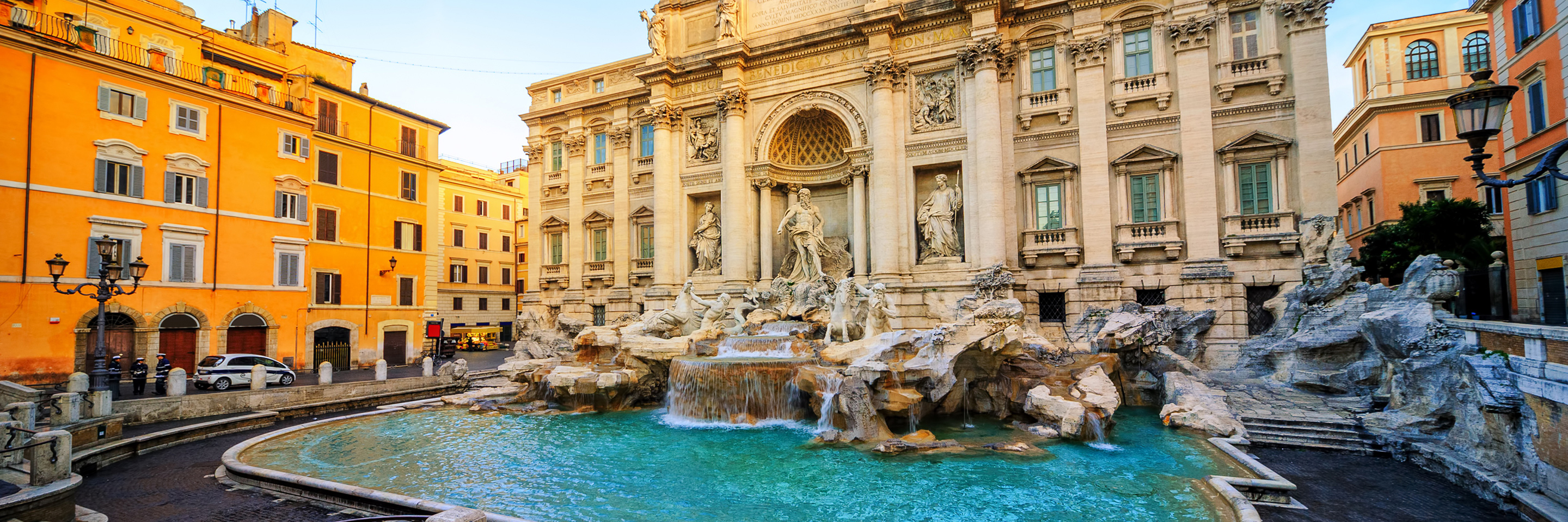 Grand France with 2 Nights in Nice, 3 Nights in Venice & 3 Nights in Rome (Northbound)