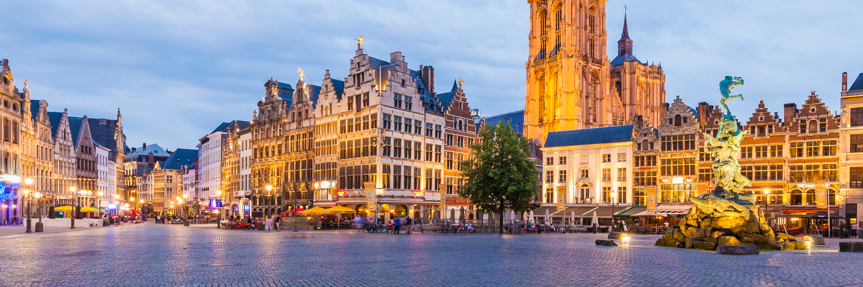 Active & Discovery in Holland & Belgium