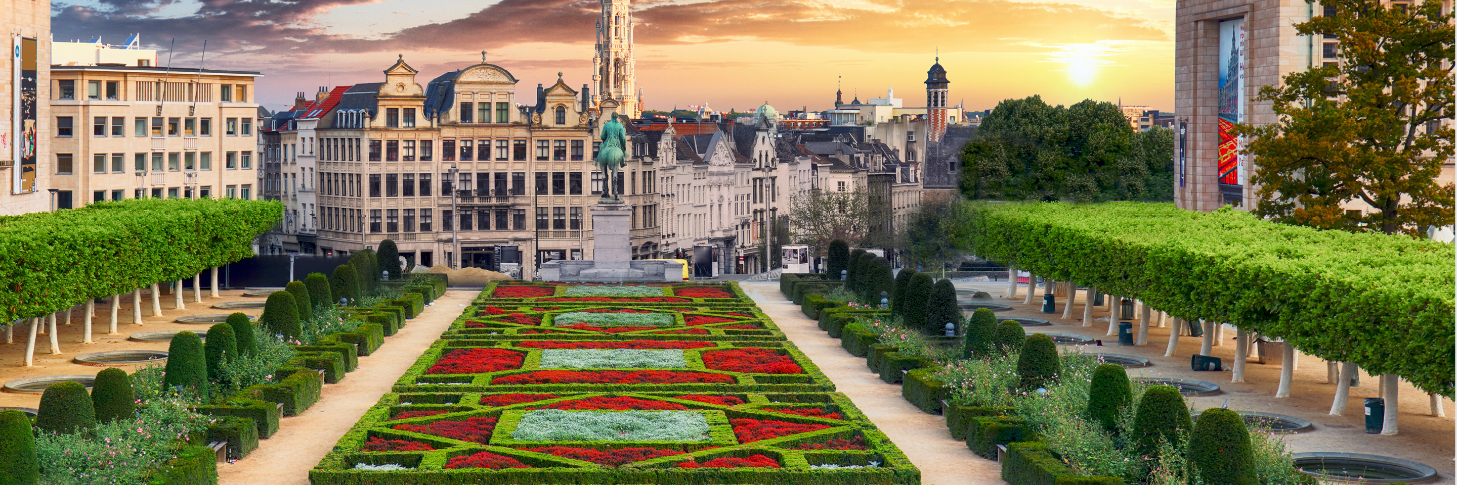 Tulip Time in Holland & Belgium for Garden and Nature Lovers