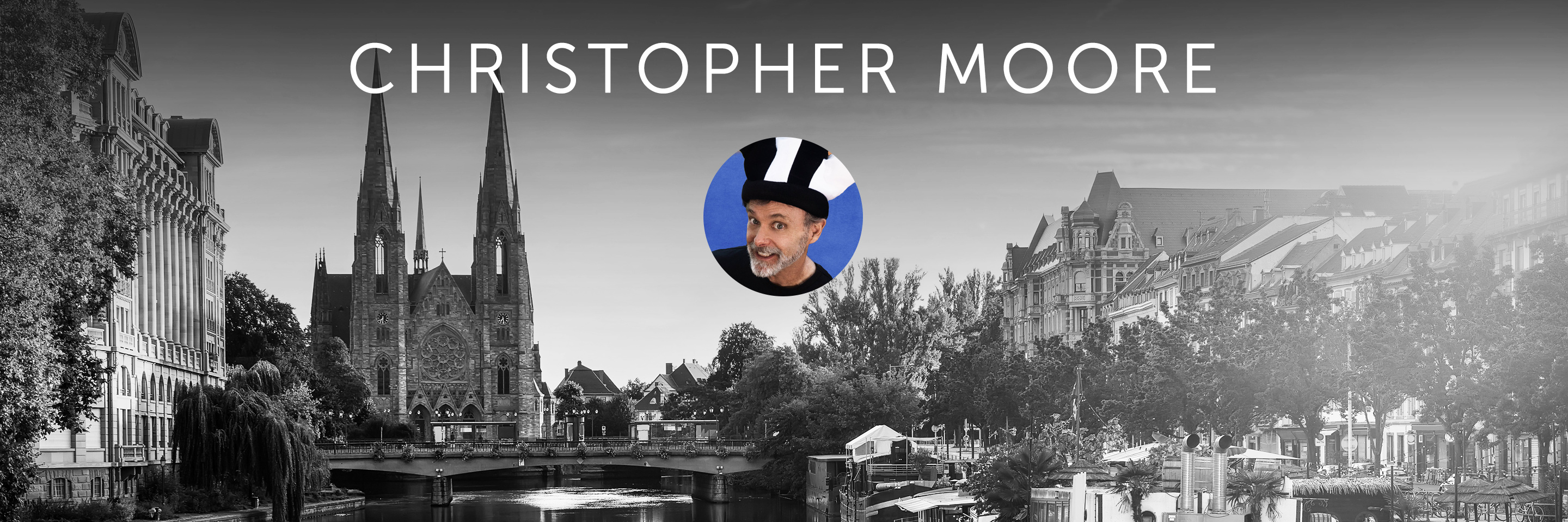 Rhine & Rhône Revealed with 2 Nights   in Nice, 3 Nights in Paris & 3 Nights in London with Christopher Moore   (Northbound)