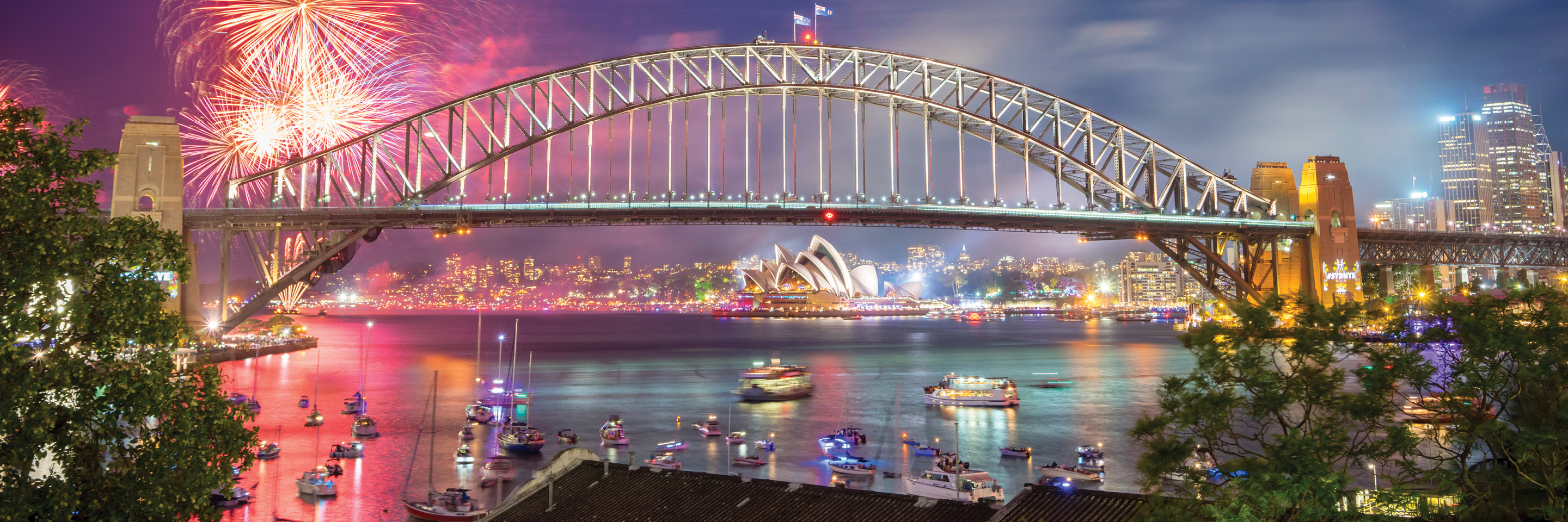 New Year's Eve Down Under