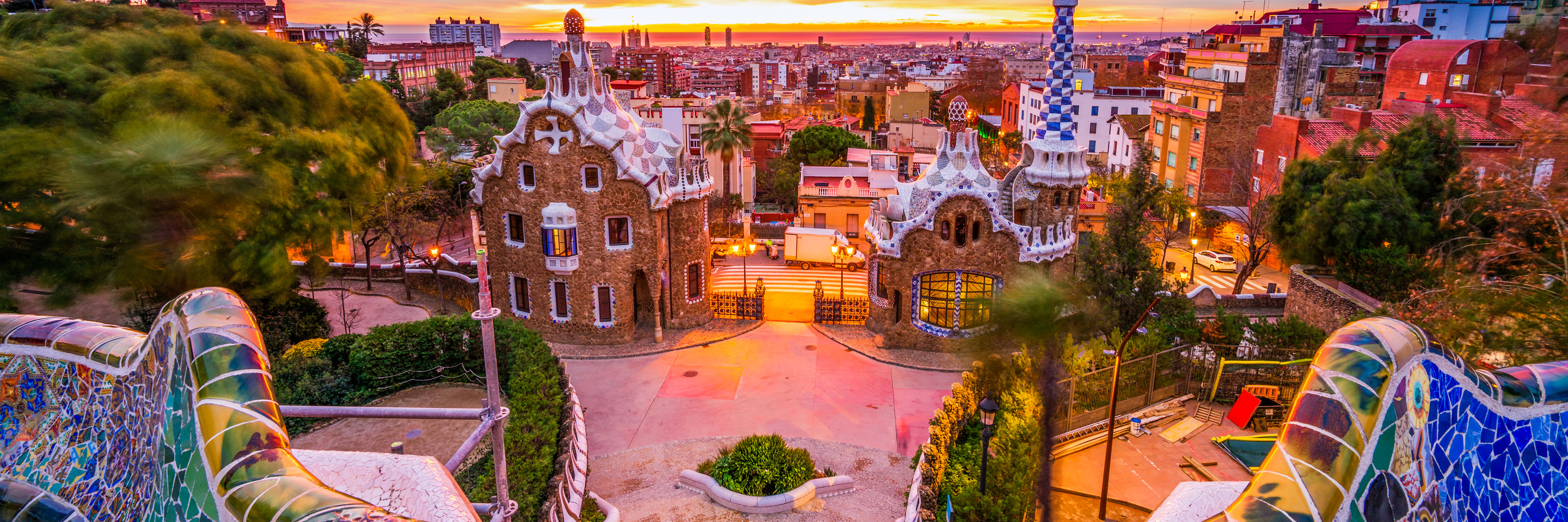 Burgundy and Provence with 2 nights in Paris, 2 nights in Nice & 3 nights in Barcelona