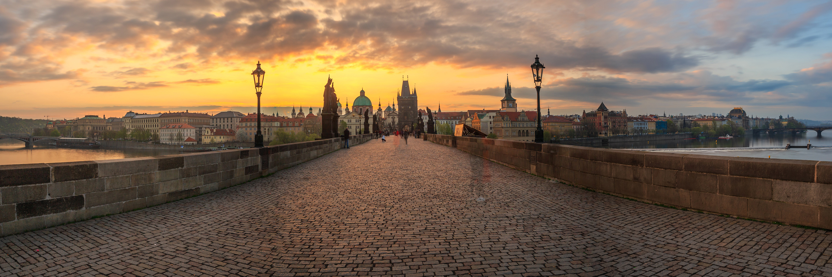 The Legendary Danube with 2 Nights in Prague with Jewish Heritage