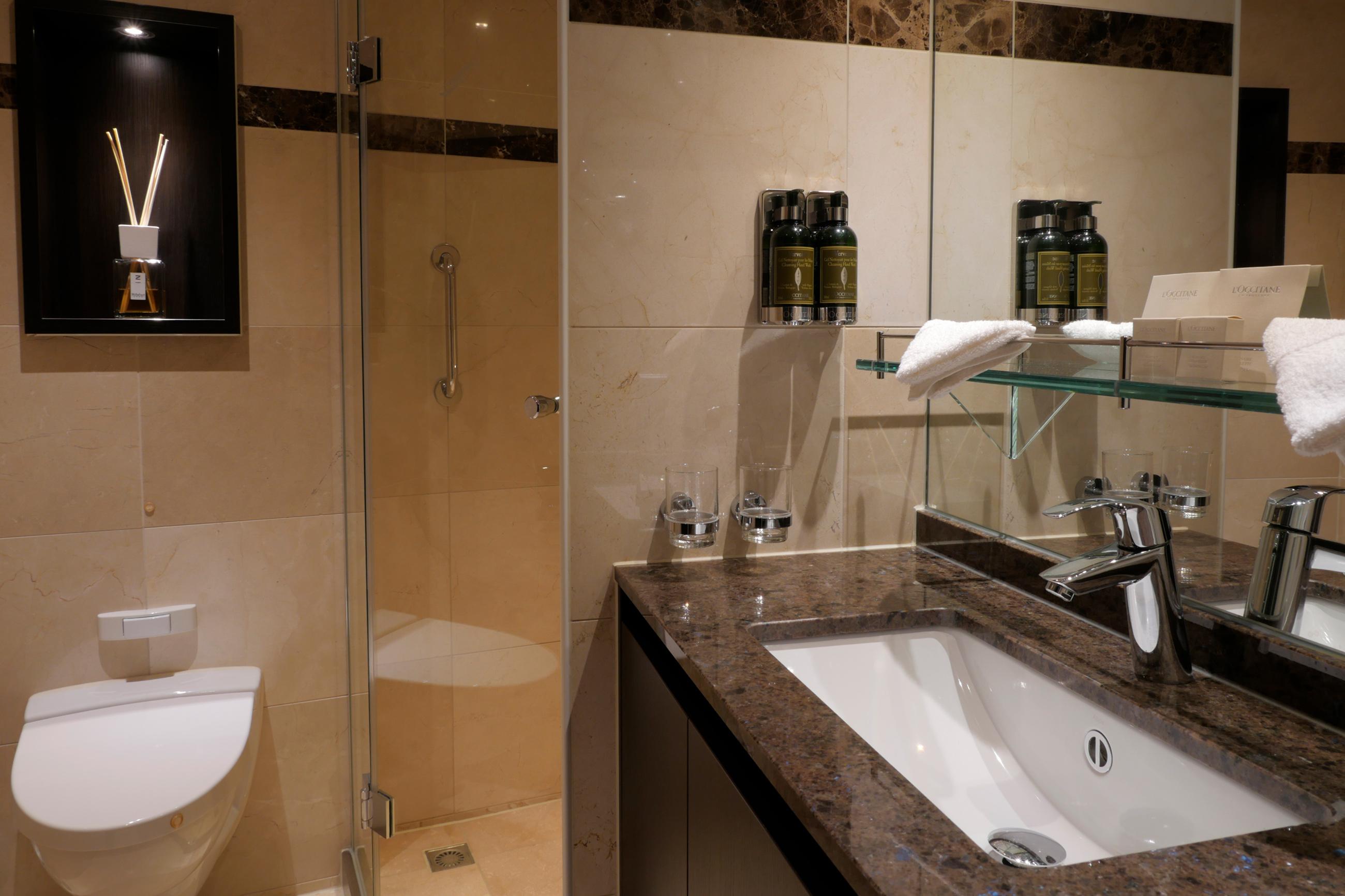 Passion Panorama Suite Bathroom