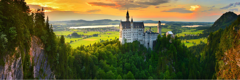 German Grandeur with 2 Nights in Munich (Westbound)