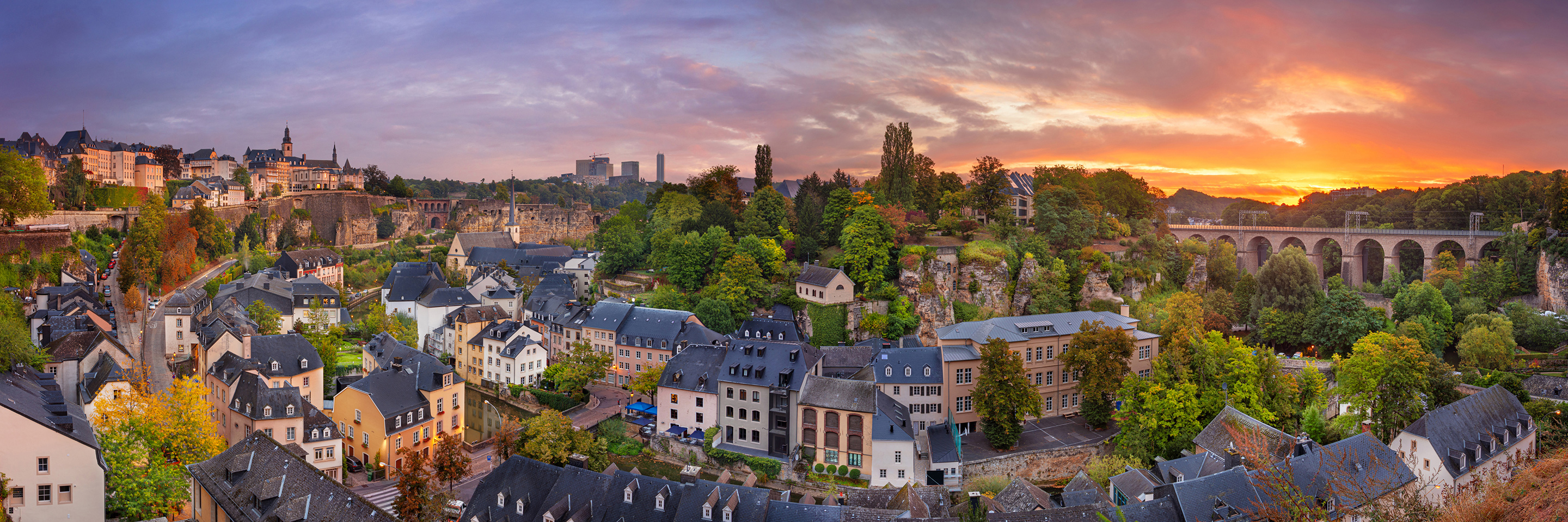 Luxembourg River Cruises