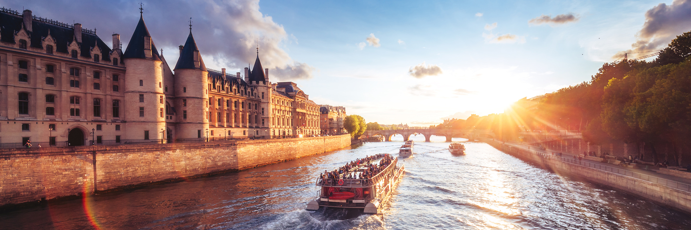 The Rhine & Moselle: Canals,  Vineyards & Castles with 2 nights in Paris for Wine Lovers