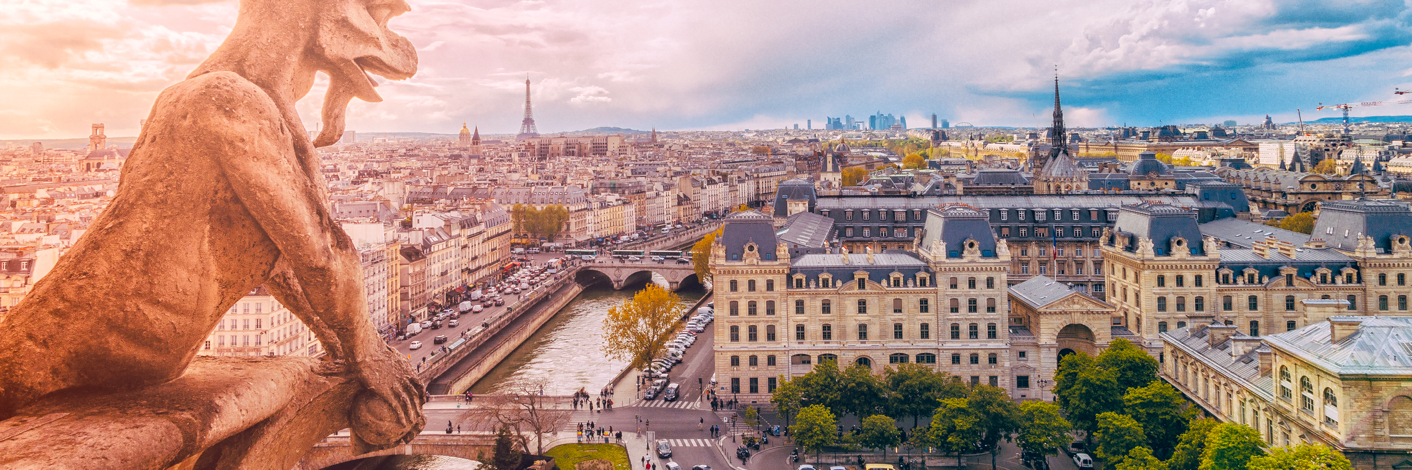 A Culinary Experience in Burgundy & Provence with 2 Nights in Nice, 2 Nights in Paris & 3 Nights in London (Northbound)