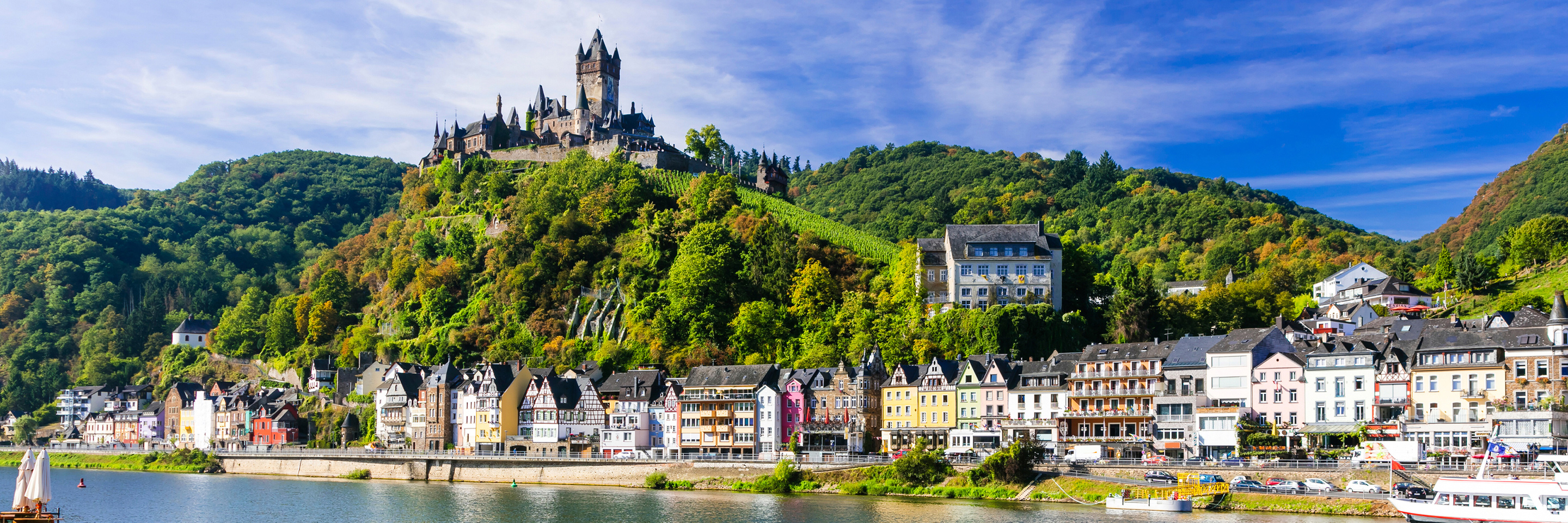 The Rhine & Moselle (Southbound)