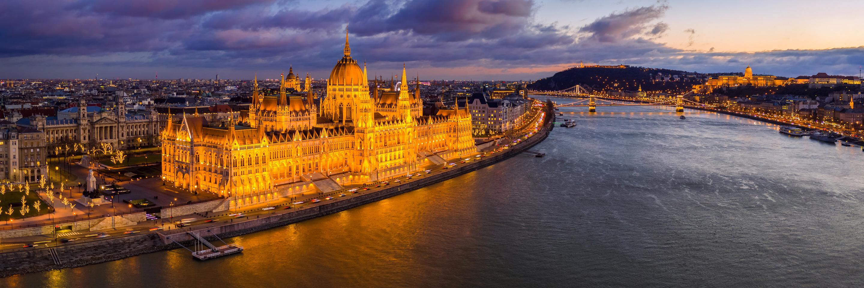 Festive Season on The Legendary Danube
