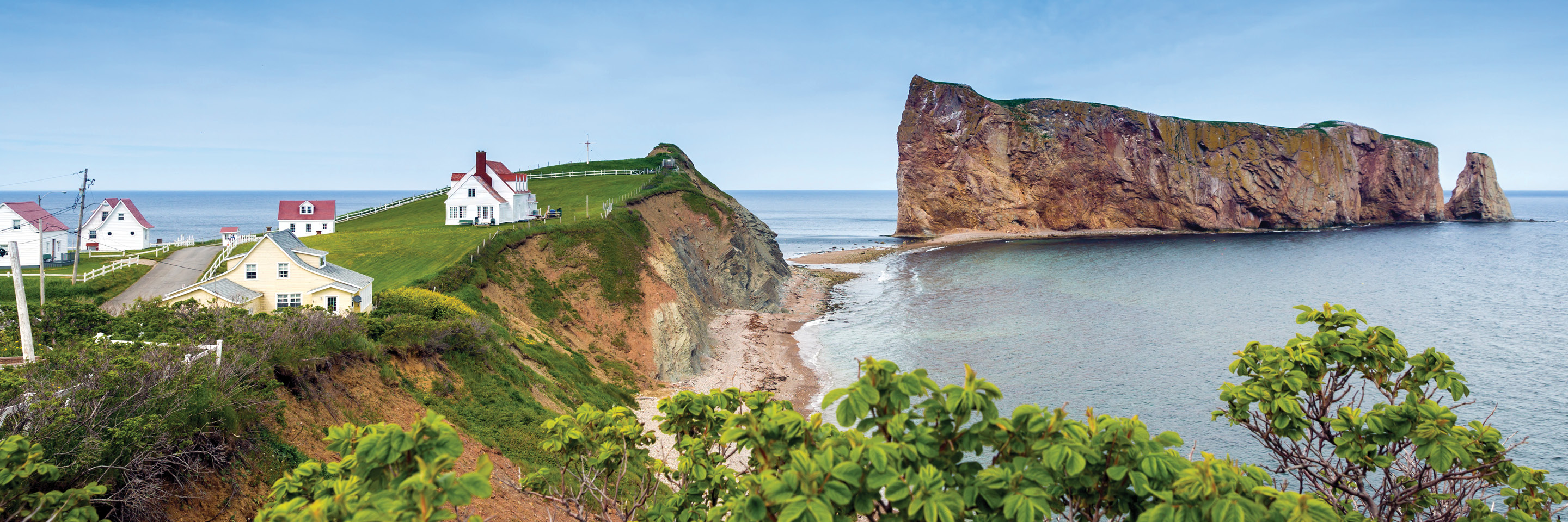 Quebec in Depth with the Gaspe Peninsula
