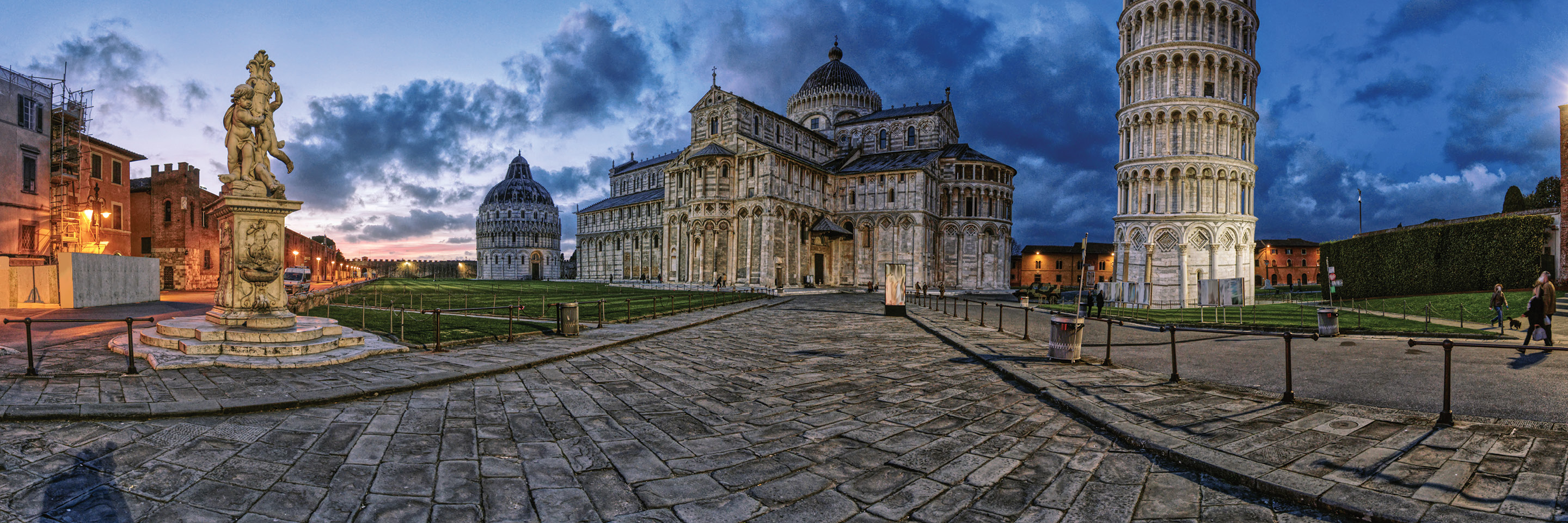 Italy's Great Cities