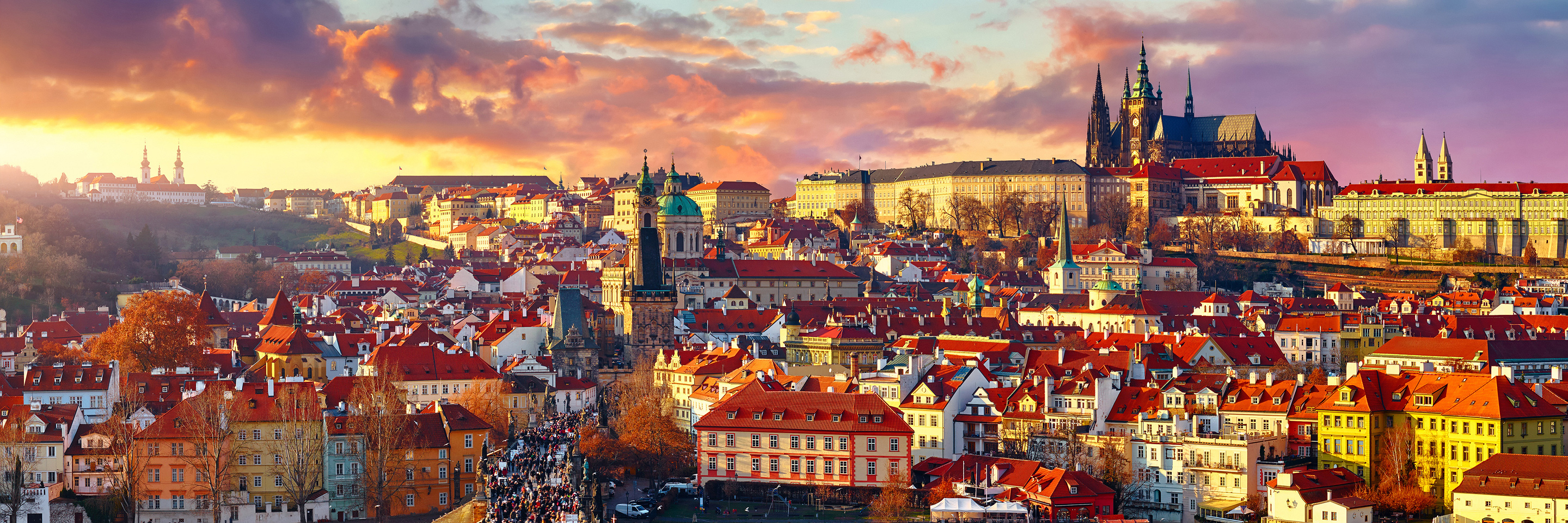 Magnificent Rivers of Europe with 3  Nights in Prague, 2 Nights in Paris & 2 Nights in London