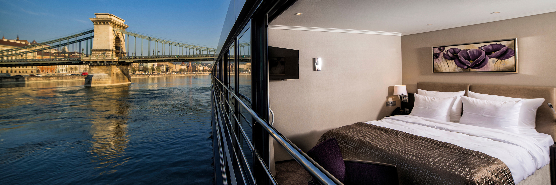 Avalon River Cruise Fleet