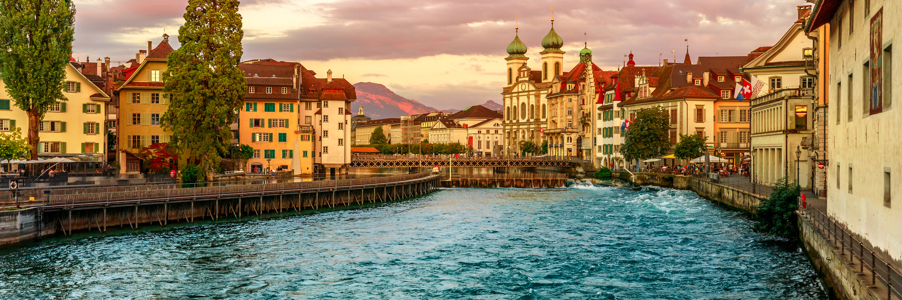 Enchanted Europe with 2 Nights in Lucerne (Eastbound)