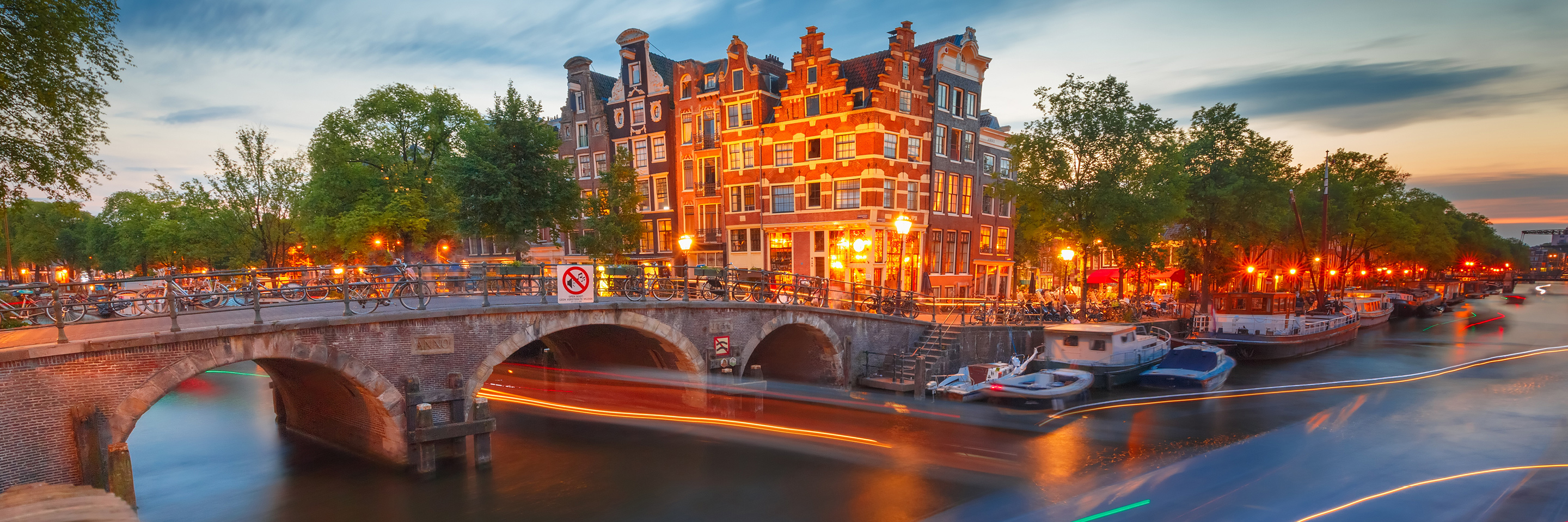 Magnificent Europe with 1 Night in  Amsterdam