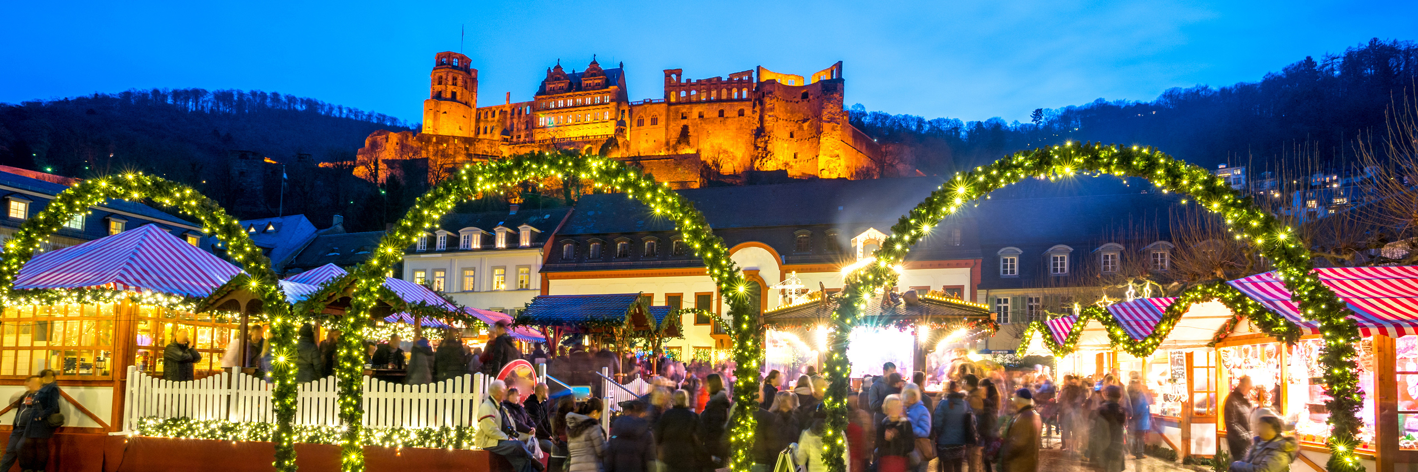 Christmastime in Alsace & Germany (Southbound)