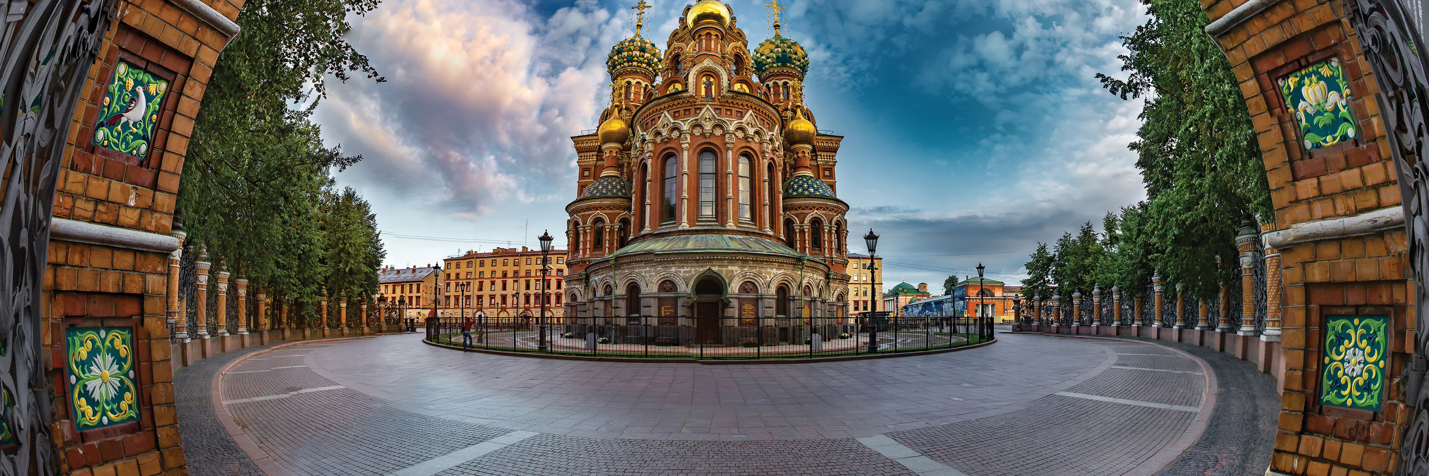 Northern Capitals with St. Petersburg & Moscow