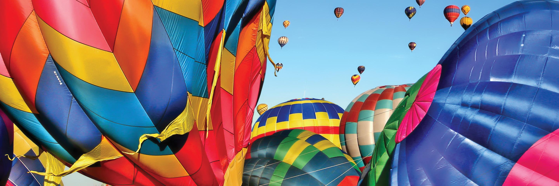 Enchanted New Mexico with Albuquerque Balloon Fiesta