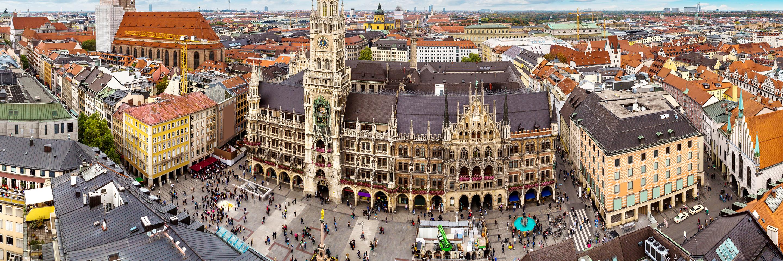 German Grandeur 2 Nights in Lucerne & 2 Nights in Munich (Eastbound)