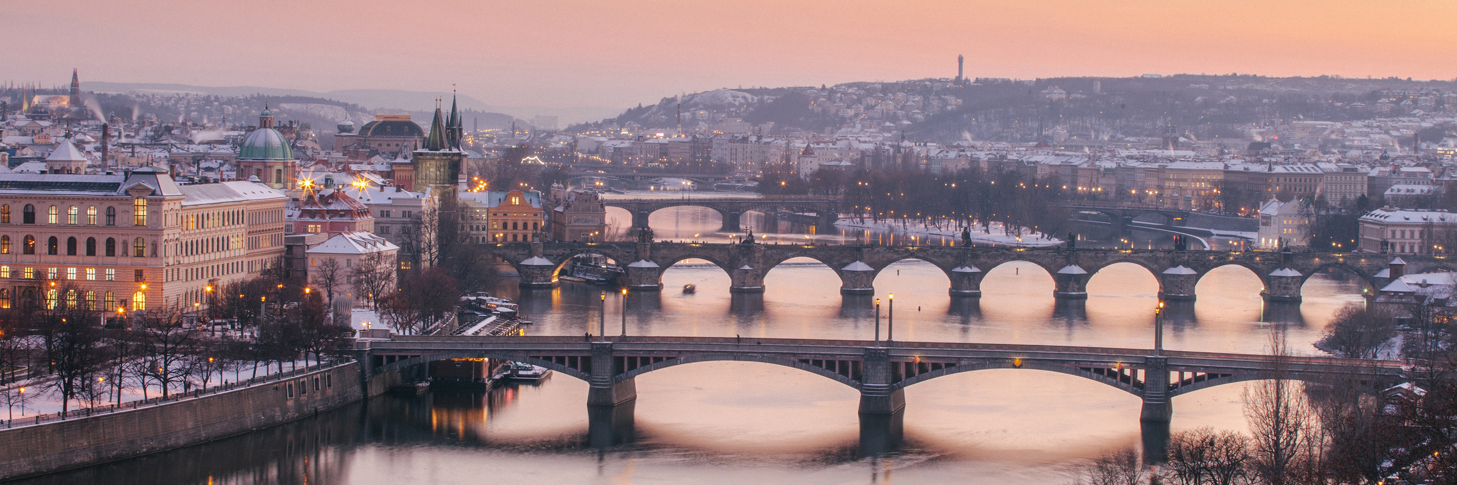 Festive Season in The Heart of Germany with 2 Nights in Prague