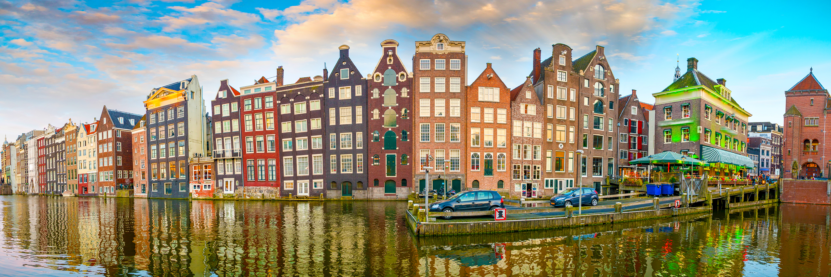 Active & Discovery in Holland & Belgium with 1 Night in Amsterdam