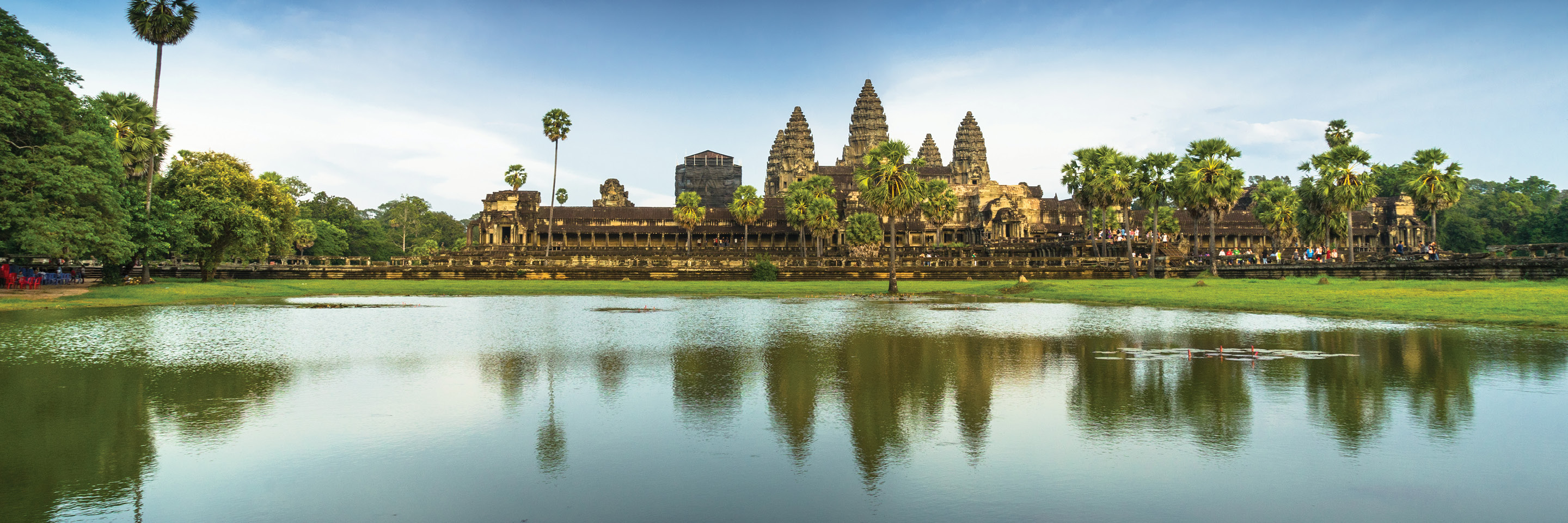 Thailand Experience with Siem Reap
