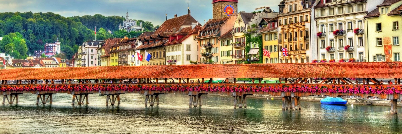 German Grandeur with 2 Nights in Lucerne  (Eastbound)