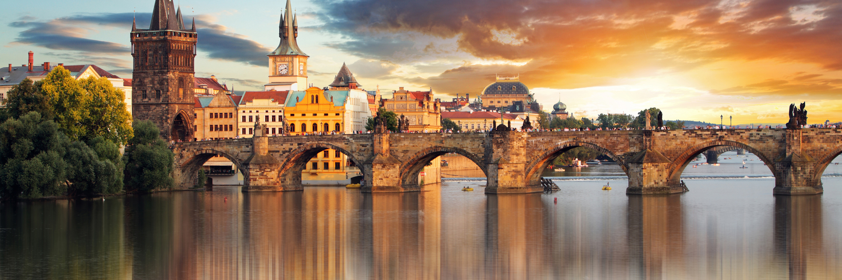 Active & Discovery on the Danube with 1 Night in Budapest & 2 Nights in Prague (Westbound)