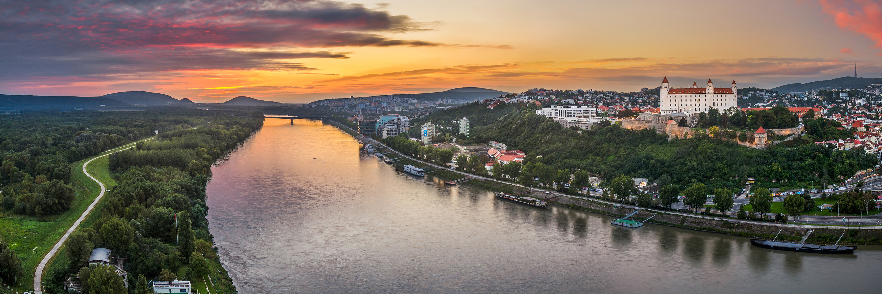 Budapest on the Danube River