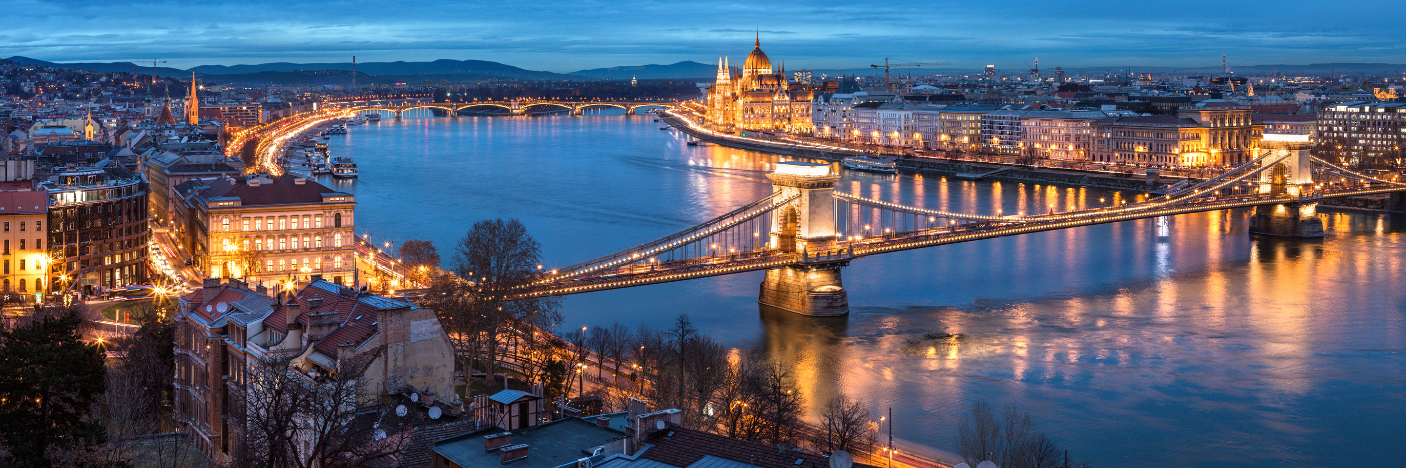 Danube Symphony with 1 night in Budapest