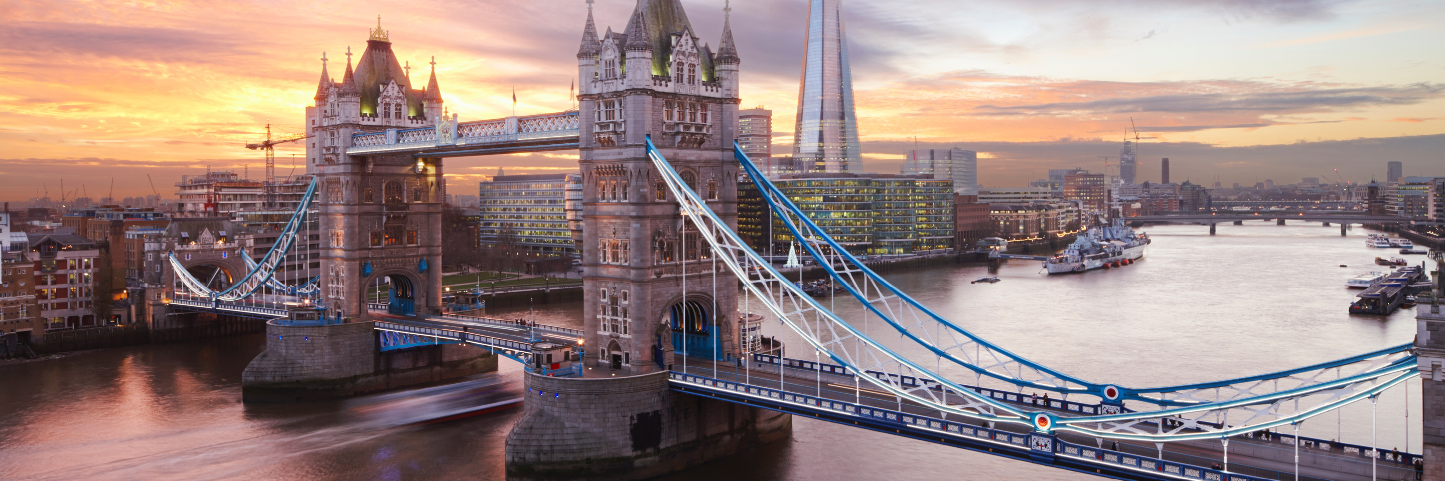 Jewels of Central Europe with 2 nights in Budapest, 2 nights in Paris & 2 nights in London