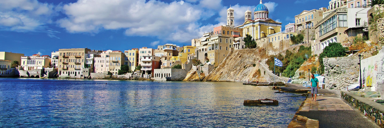 Greek Escape plus 4-night Iconic Cruise
