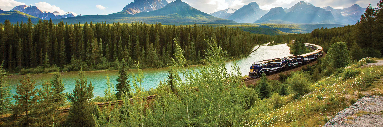 Western Canada by Rail