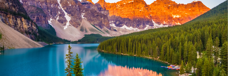 Explore Western Canada with Cosmos