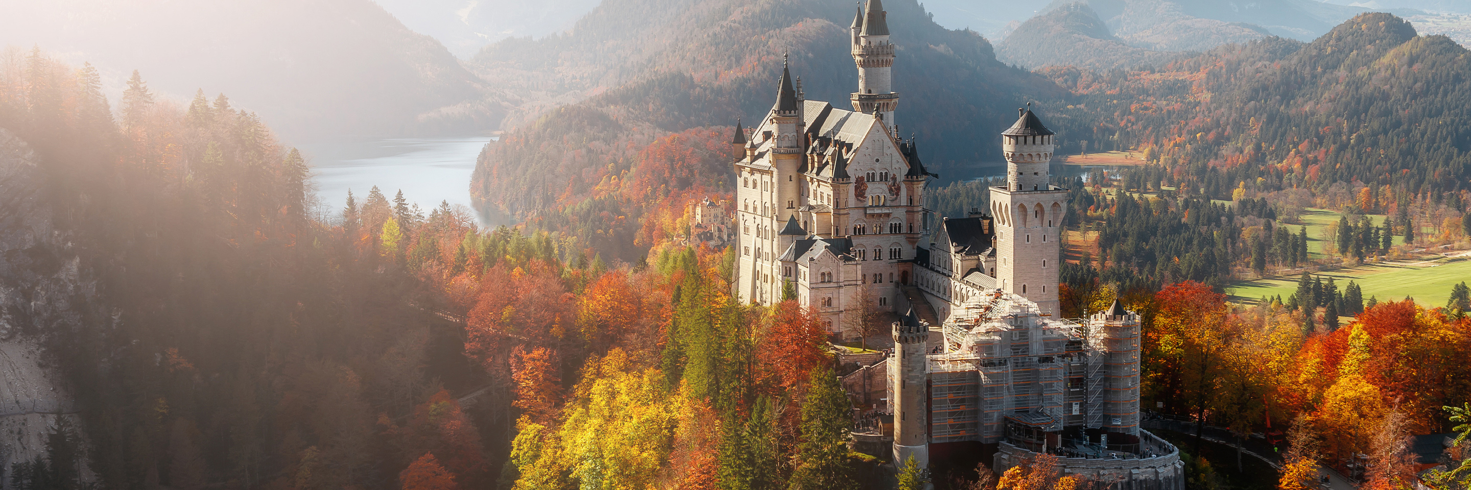 German Grandeur with 2 Nights in Munich for Beer Enthusiasts (Eastbound)