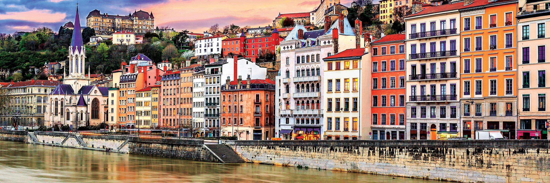 Rhine & Rhône Revealed