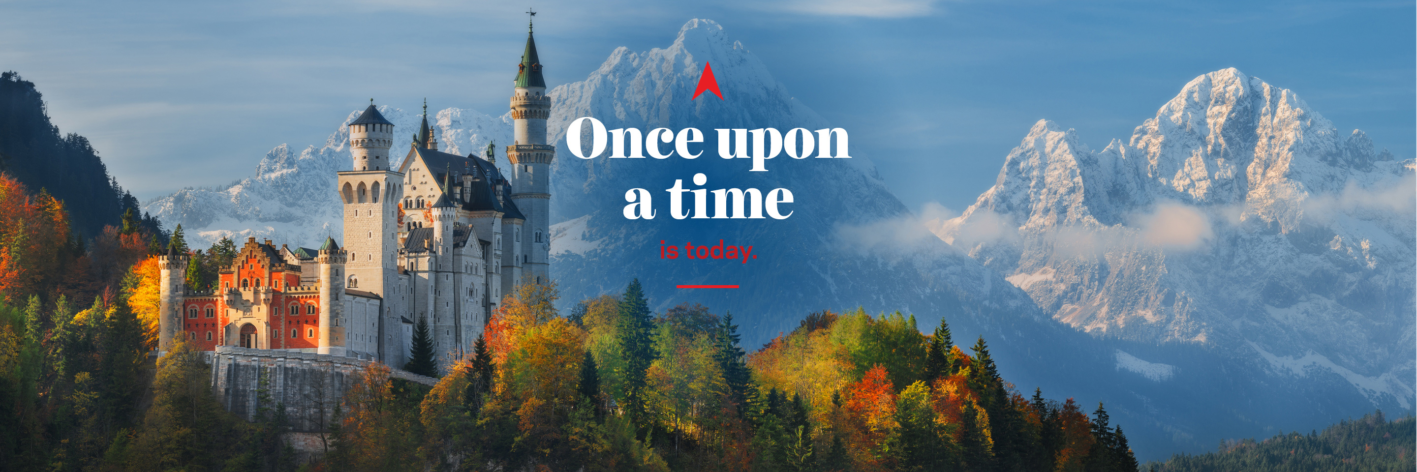 Once upon a time is today