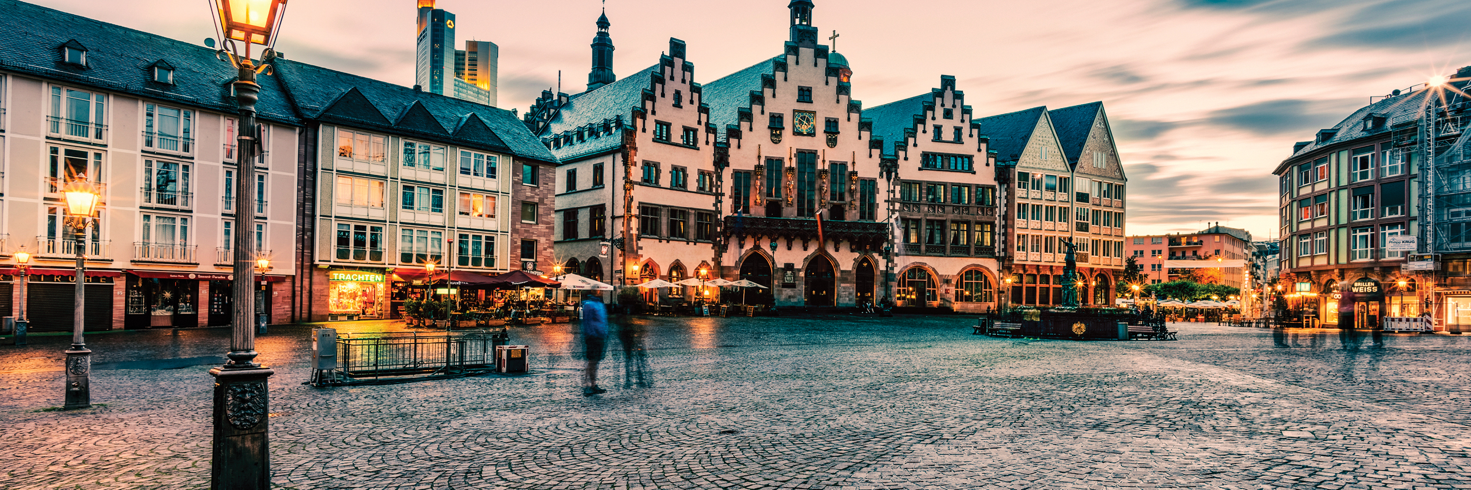 The Best of the Rhine with 2 Nights in Frankfurt