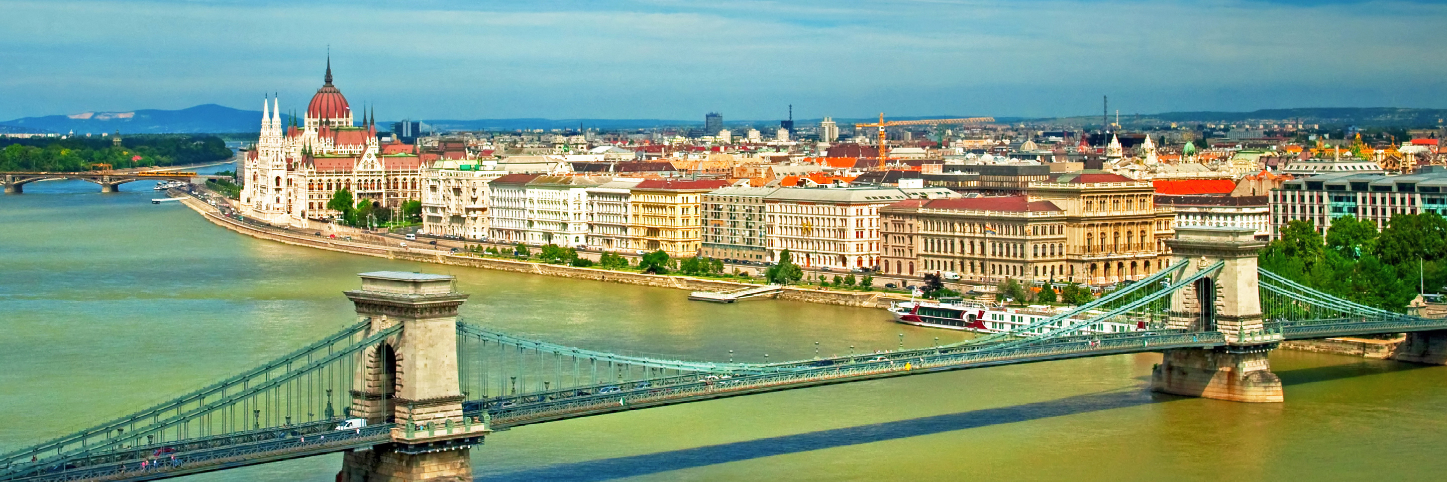 Enchanted Europe  with 2 Nights in Budapest (Westbound)