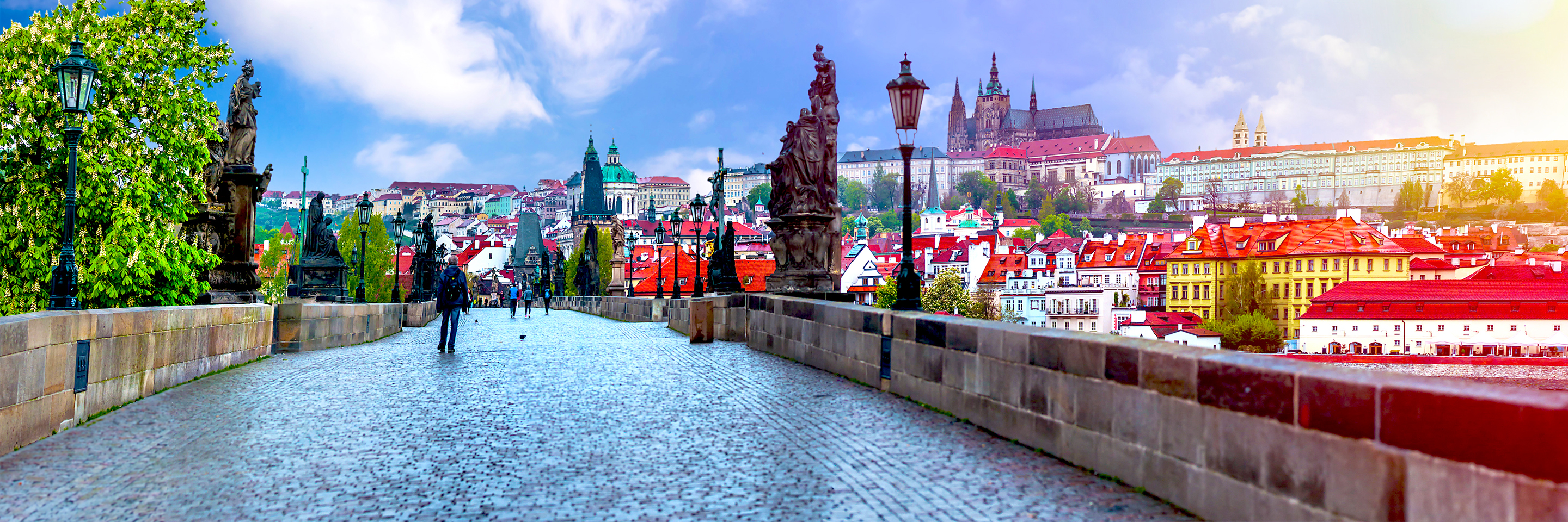 Magnificent Europe with 1 Night in Amsterdam & 3 Nights in Prague