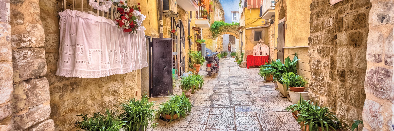 Apulia, the Heel of Italy