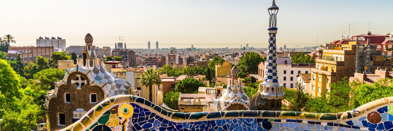 Rhine & Rhône Revealed with 1 Night  in Amsterdam, 2 Nights in Nice & 3 Nights in Barcelona (Southbound)