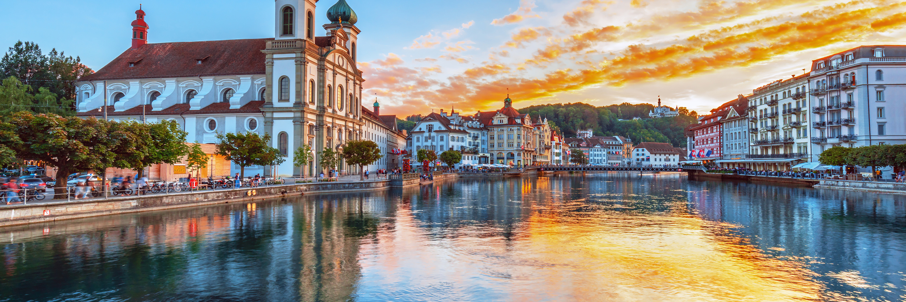 Romantic Rhine Author Cruise with Diana Gabaldon with 2 nights in Lucerne